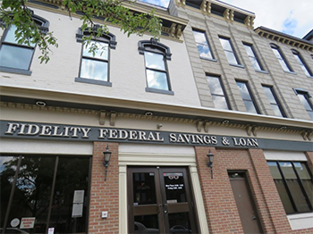Locations and Hours for Fidelity Federal Savings and Loans