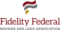 Logo of Fidelity Federal Savings and Loan Association